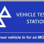 Station Garage Kintore Approved MOT testing centre logo
